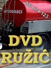 DVD - Ružić